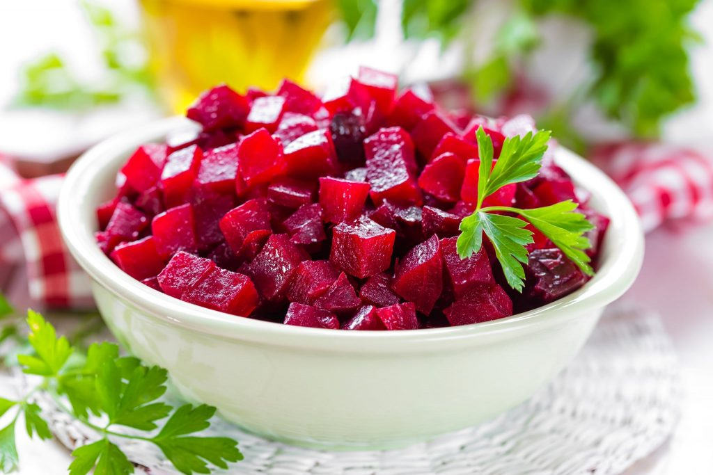 Cooked Beets Nutrition Facts