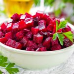 Cooked Beets Nutrition Facts and Calories Information