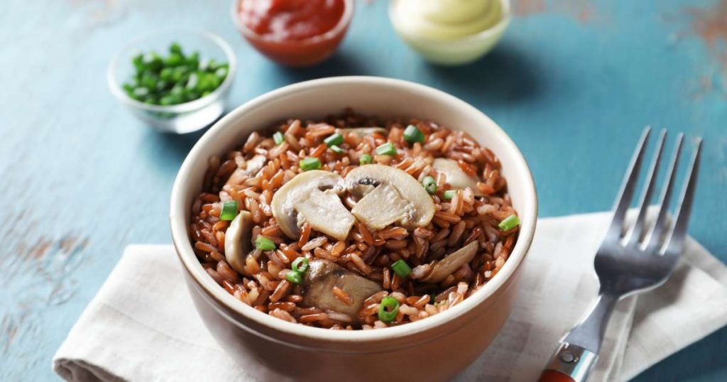 Cooked Brown Rice Nutrition Facts