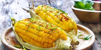 Cooked Sweet Corn Nutrition Facts