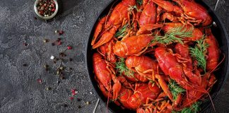 Crayfish Nutrition Facts