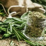 Dried Rosemary Nutrition Facts and Calorie Information
