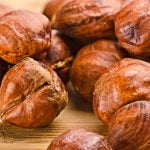 Dry Roasted Hazelnuts Without Salt Added Nutrition Facts