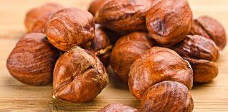 Dry Roasted Hazelnuts nutrition Information