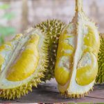 Durian Fruit Nutrition Facts and Calorie Information