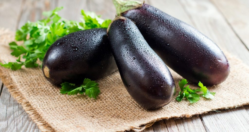 Eggplant Nutrition Facts and Calories Information