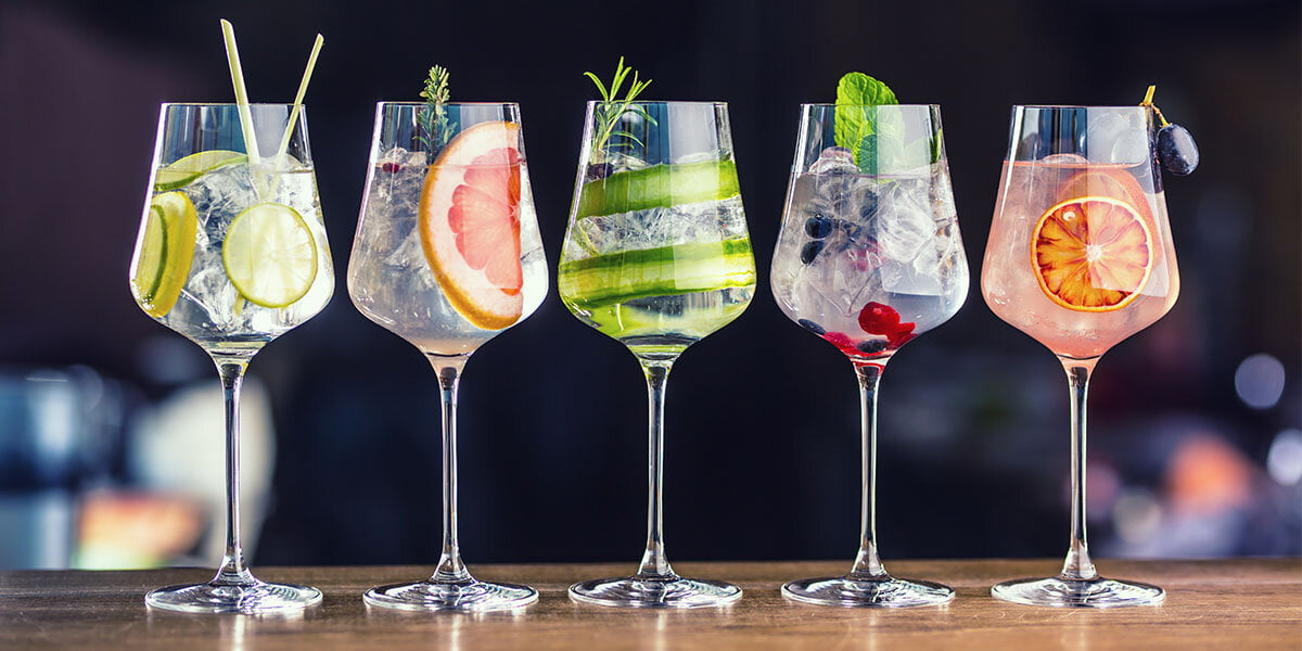 Gin Nutrition Facts and Calorie