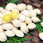 Ginkgo Nuts Nutrition Facts and Calorie Information