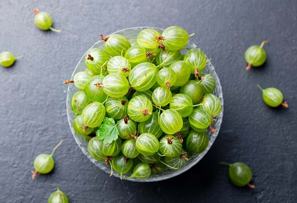 Gooseberries Nutrition Facts