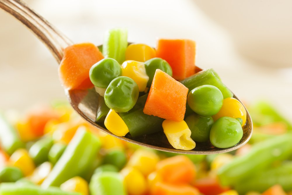 Green Peas cooked Nutrition Facts