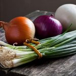 Onions, spring or scallions Nutrition Facts