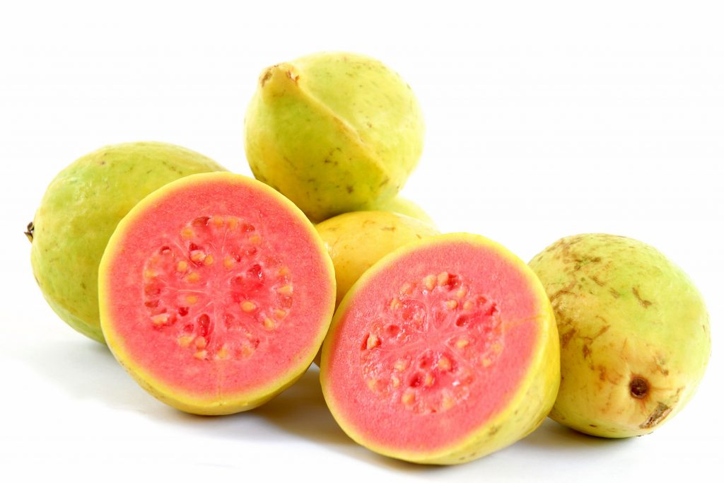 Guava Nutrition data