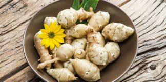 Jerusalem-artichokes Nutrition Facts