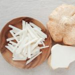 jicama Nutrition Facts and Calories Information