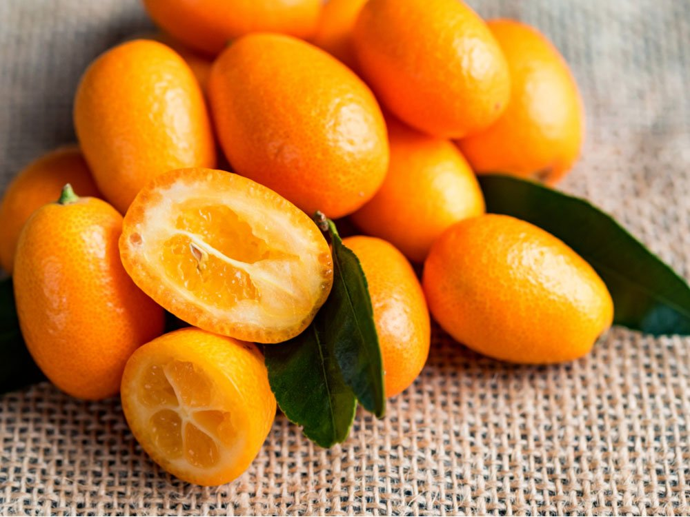 Kumquats Nutrition Facts