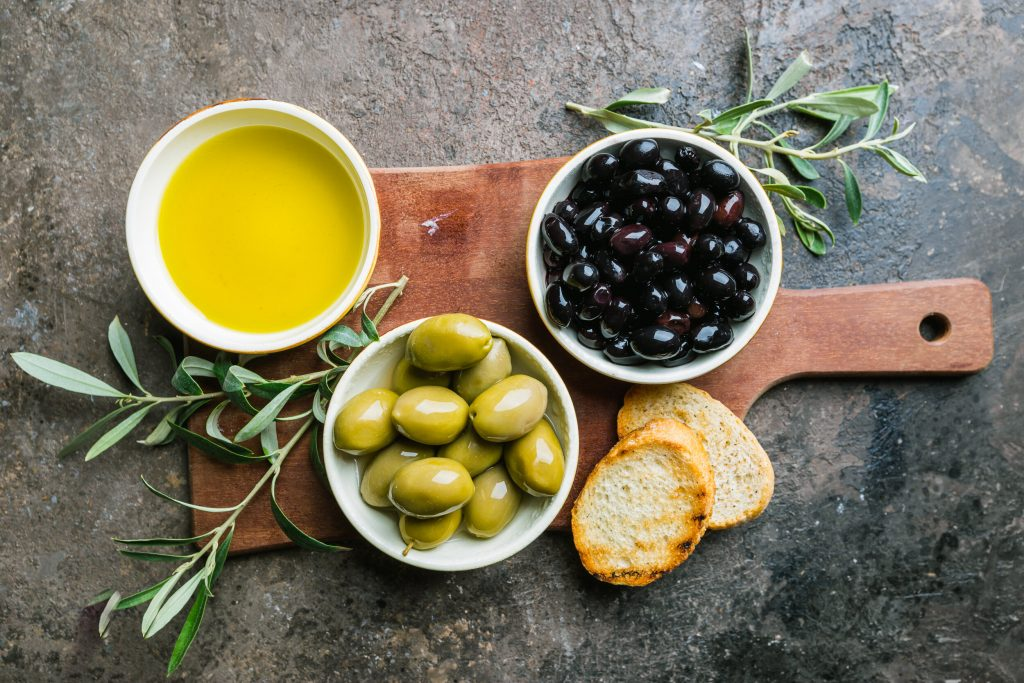 Olives Nutrition Facts