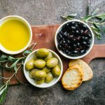 Olives Nutrition Facts and Calorie Information