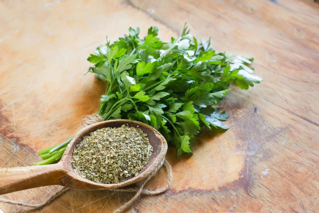 Parsley Nutrition Facts