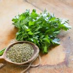 Parsley Nutrition Facts and Calorie Information