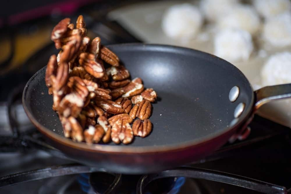 Pecans Nuts Nutrition facts
