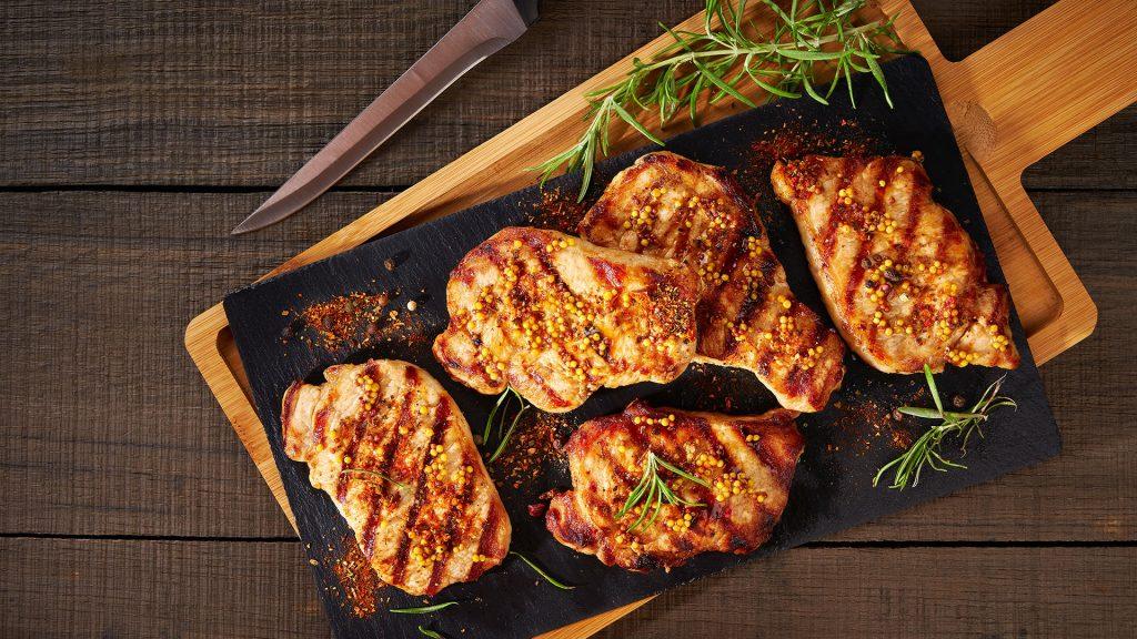 Pork Chop Nutrition Facts
