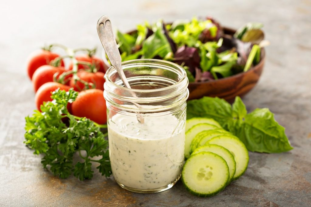 Ranch Dressing Nutrition Facts