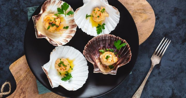 Scallops Nutrition Facts