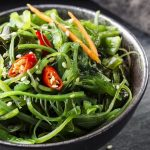 Seaweed Wakame Nutrition Facts and Calorie Information