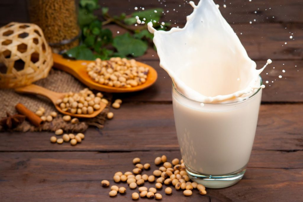 Soy Milk Nutrition Data