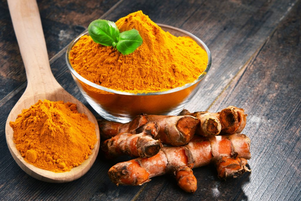 Turmeric Nutrition Facts