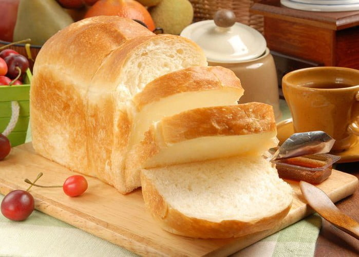 White Bread Nutrition Facts