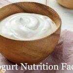 Yogurt Nutrition Facts  and Calorie Information