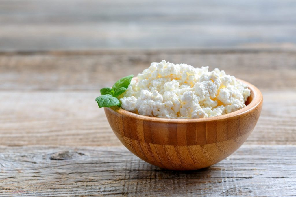 Cottage Cheese nutrition facts and calorie