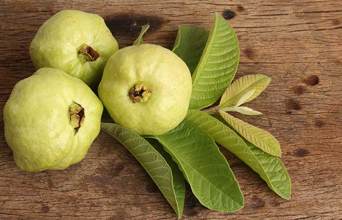 Guavas Nutrition facts and calorie information