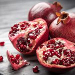 Pomegranates Nutrition Facts and Calorie information
