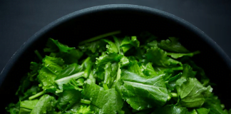 Turnip greens nutrition facts and calorie