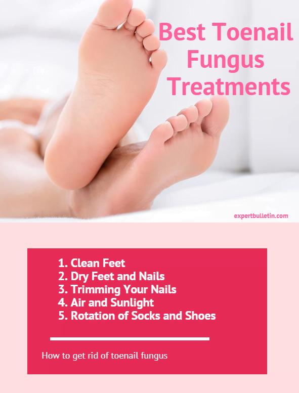 Best for Toenail Fungus