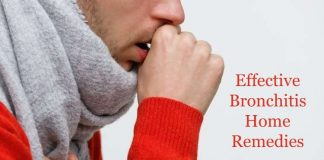 Effective Bronchitis Home Remedies