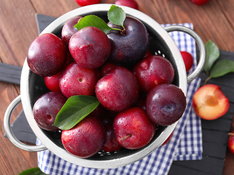 Effective Plums Health Benefits