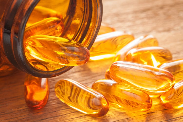 Fish Oil For Hair Loss