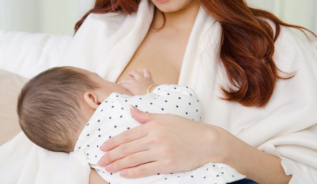 How To Increase Your Breast Milk Supply Naturally
