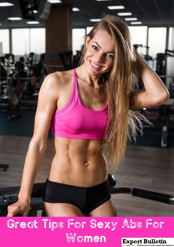 Best Ways To Get Abs For Women