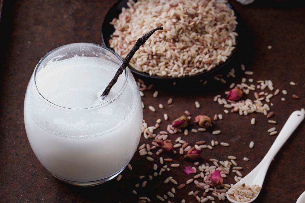 Benefits of Rice Milk