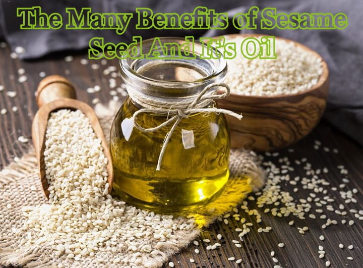 The Many Benefits of Sesame Seed