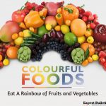 Eat A Rainbow of Fruits and Vegetables This Summer