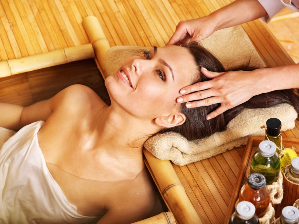 Essential Oils for Improving Scalp Massages