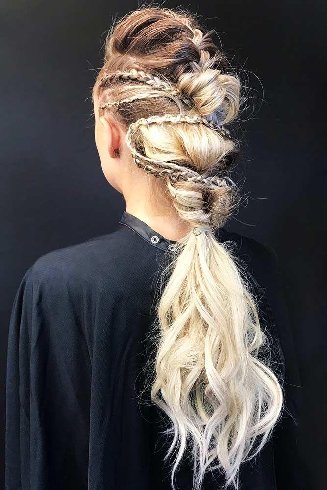 Fantasy braids