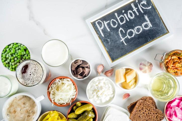 Foods that Contain Probiotics