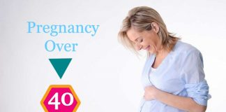 Getting Pregnant After 40 Naturally