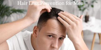 Hair Loss Prevention for Men